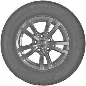 opona do samochodów osobowych Continental WINTERCONTACT TS850 P w rozmiarze 215/65R16 98T - widok z profilu