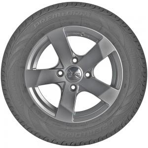 opona do samochodów osobowych Premiorri SOLAZO w rozmiarze 165/70R14 81H - widok z profilu
