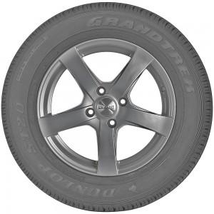 opona letnia Dunlop GRANDTREK ST20 w rozmiarze 265/65R17 z indeksem nośności 112 i prędkości S - widok z profilu