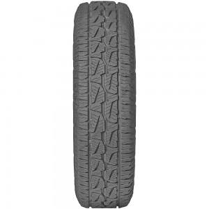 opona 4X4/SUV całoroczna Bridgestone DUELER AT 001 w rozmiarze 215/65R16 z indeksem nośności 98 i prędkości T - widok z przodu