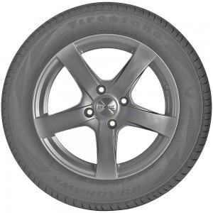 opona letnia do samochodów 4x4/suv Firestone ROADHAWK w rozmiarze 215/65R16 98H - widok z profilu