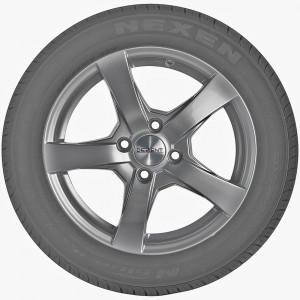 opona samochodowa Nexen N'BLUE HD PLUS w rozmiarze 205/55R16 z indeksem nośności 91 i prędkości V