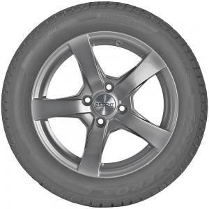 opona zimowa do samochodów osobowych Pirelli SOTTOZERO SERIE III w rozmiarze 215/55R16 97H - widok z profilu