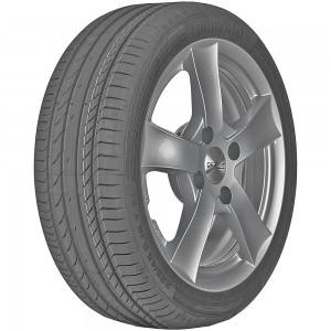Continental CONTISPORTCONTACT 5 245/45R17 95W FR MO