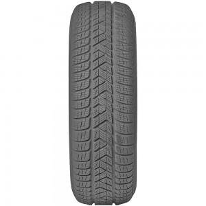 opona 4X4/SUV Pirelli SCORPION WINTER w rozmiarze 255/45R20 z indeksem nośności 105 i prędkości V - widok z przodu