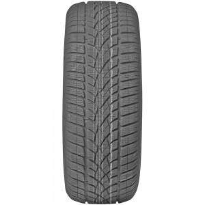opona zimowa do samochodów osobowych Dunlop SP WINTER SPORT 3D w rozmiarze 235/55R17 99H - widok z przodu