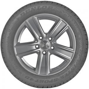 opona osobowa zimowa Dunlop SP WINTER SPORT 4D w rozmiarze 215/55R18 z indeksem nośności 95 i prędkości H