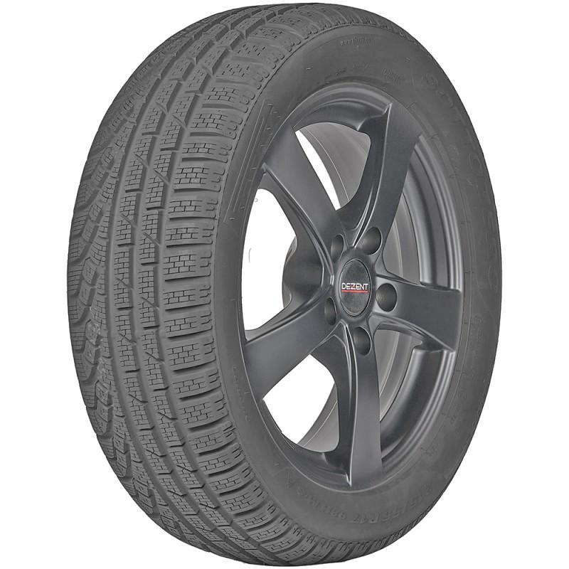 opona samochodowa zimowa Pirelli SOTTOZERO SERIE II w rozmiarze 265/45R18 z indeksem nośności 101 i prędkości V - widok z boku