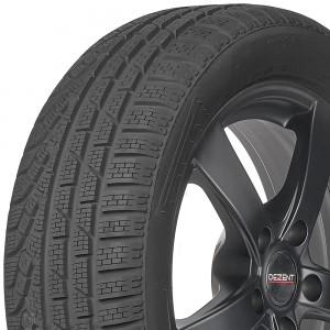 opona zimowa do samochodów osobowych Pirelli SOTTOZERO SERIE II w rozmiarze 265/45R18 101V - wycinek