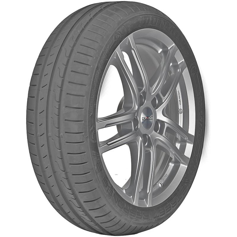 opona samochodowa letnia Dunlop SP STREETRESPONSE 2 w rozmiarze 185/65R15 z indeksem nośności 92 i prędkości T - widok z boku