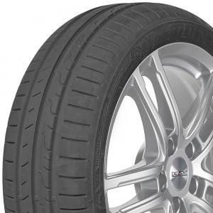 opona letnia do samochodów osobowych Dunlop SP STREETRESPONSE 2 w rozmiarze 185/65R15 92T - wycinek