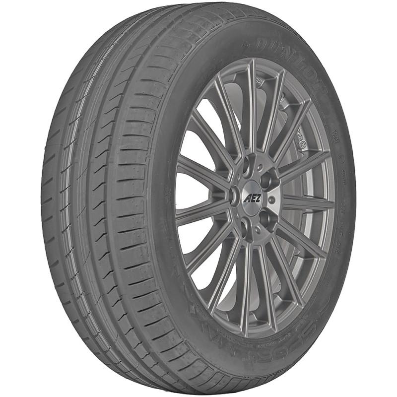 opona samochodowa letnia Dunlop SP SPORT MAXX RT w rozmiarze 235/55R19 z indeksem nośności 101 i prędkości V - widok z boku